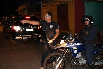 Polícia Civil e GCM de Campo Grande (MS) realizam operação com foco no combate ao crime na região do Imbirussu