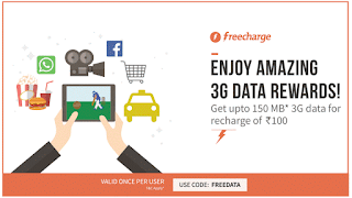 freecharge-150-mb-free-data-offer-FREEDATA