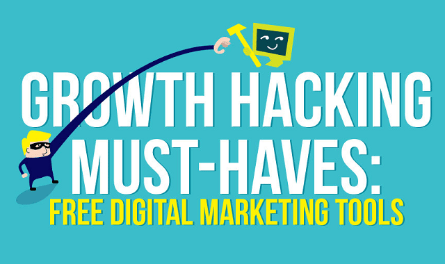 Image: Growth Hacking Must-Haves: Free Digital Marketing Tools