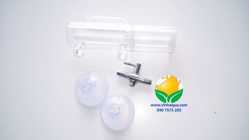 Lồng ấp trứng tép thủy tinh cho hồ thủy sinh