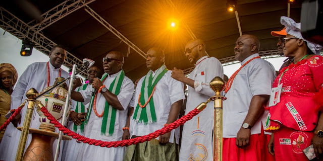 2019 NAFEST: Top artists, cultural troupes, others light up Benin