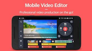 kinemaster aplikasi edit video untuk youtube