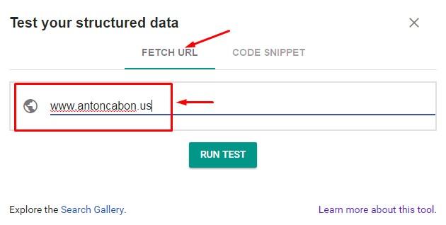 Struktur Data Testing Tool Baru Dari Google