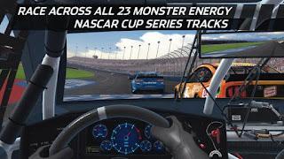تنزيل لعبة سيارات للاندرويد مجانا NASCAR Heat Mobile