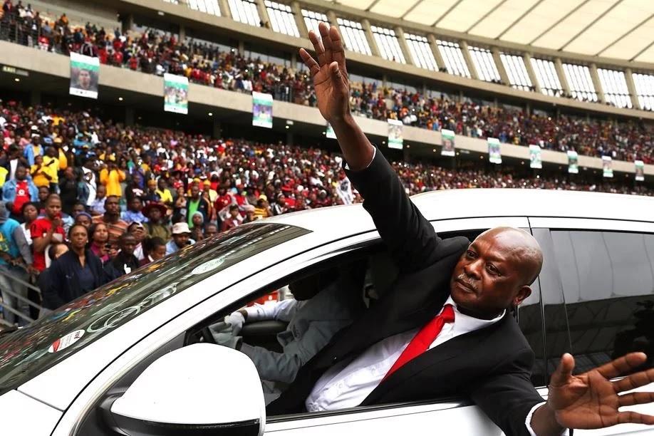 #RIPSamMeyiwa: Senzo Meyiwa's Father Dies