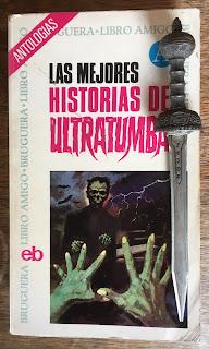 Portada del libro Las mejores historias de ultratumba, de varios autores