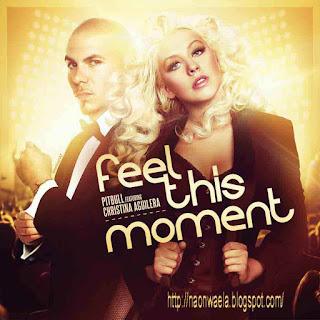Pitbull ft Christina Aguilera - Feel This Moment (Lyrics)