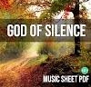 God Of Silence Music Sheet SATB PDF file