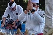 Bupati Tabanan Tak Henti Berdoa agar Pandemi Covid-19 Cepat Berakhir