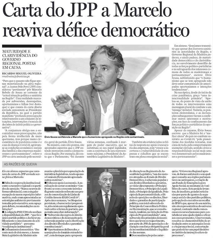 Se os madeirenses não se manifestam, estão de acordo com o PSD-M