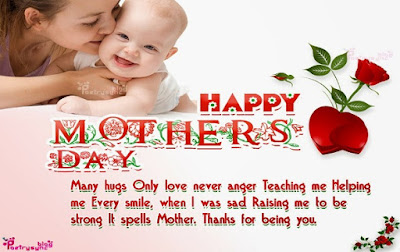 mothers day messages in english