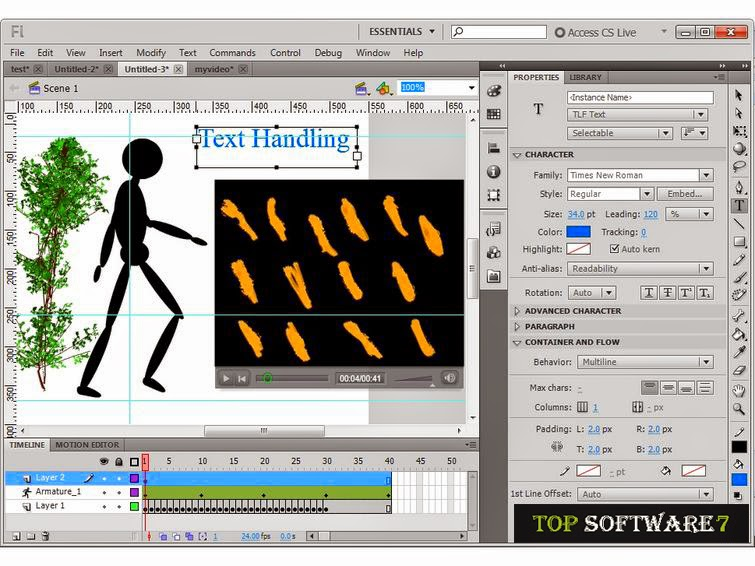 adobe flash professional cs5 5 software free download