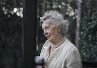 lovely senior lady