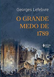 livro o grande medo de 1789