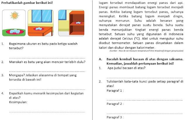 Soal PAS Semester 2 Kelas 5 Kurikulum 2013 Revisi Dan Kisi-Kisi