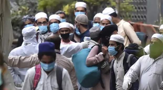 निजामुद्दीन के SHO ने मरकज़ के लोगों को खाली करने की दी हिदायत जारी किया  वीडियो