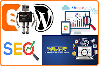 Website SEO done for you on Wordpress and Blogger