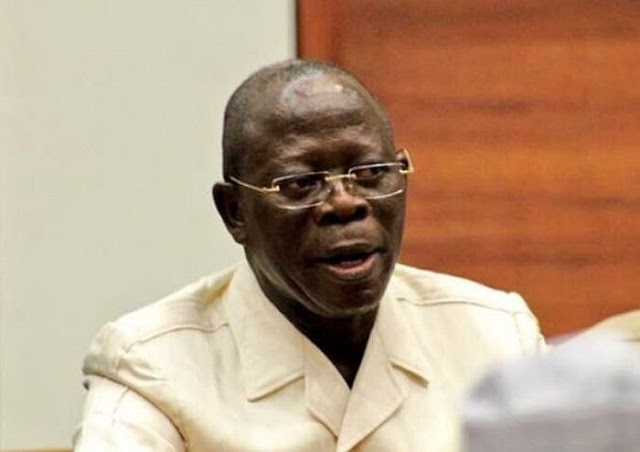 Obaseki Is A Snail In A Tiger Race – Oshiomole