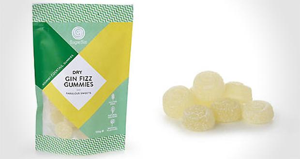 Dry Gin Fizz Gummies
