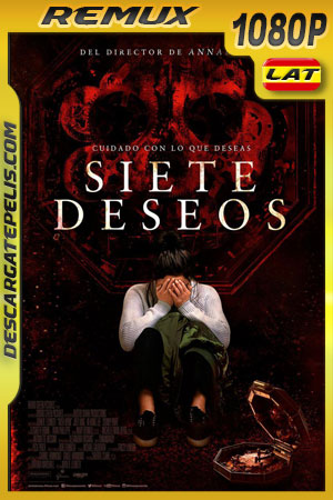 7 deseos (2017) Unrated 1080p BDRemux Latino – Ingles