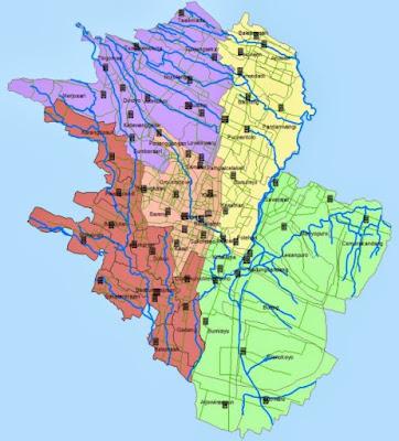 Daftar Kode Pos Kota Malang Terlengkap dan Akurat dari 5 Kecamatan dan 57 Kelurahan yang ada di Kota Malang