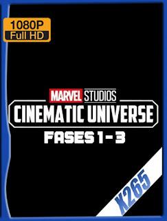 Universo Cinematográfico Marvel Fases 1 – 3 (2008-2019) BDrip x265 [1080p] Latino [Google Drive] Panchirulo