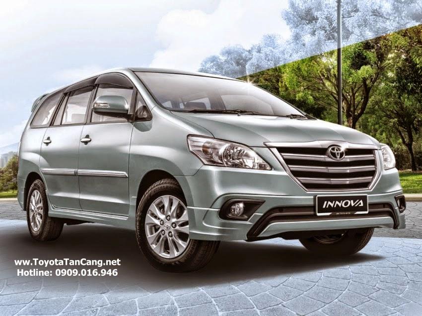 toyota inno va 2015 toyota tan cang - Giá xe Toyota Innova 2016 sẽ sớm được Toyota Hùng Vương cập nhật từ ngày 18.07.2016 - Muaxegiatot.vn