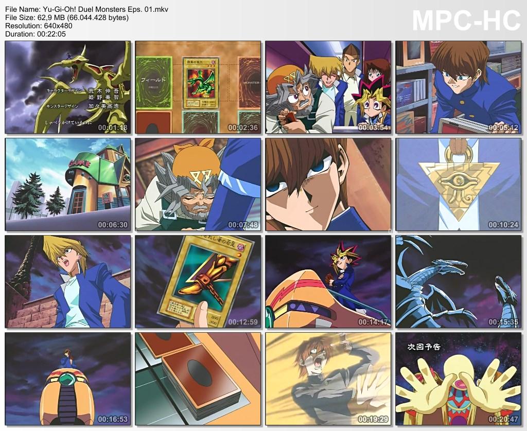 Link download yu gi oh duel monster episode 1 subtitle indonesia