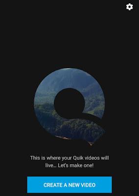 Create new video