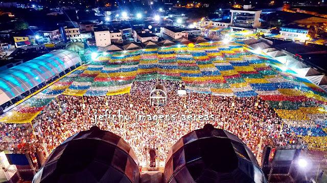 """""""Melhor São João da Bahia"""" confirma 120 atrações e Santo Antônio de Jesus vive expectativa para a festa"""