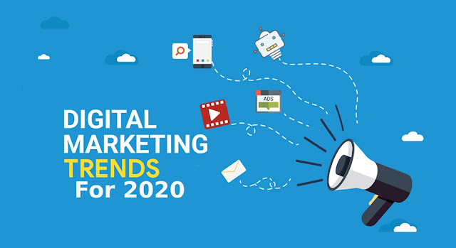 Top 10 Digital Marketing Trends For Success In 2020