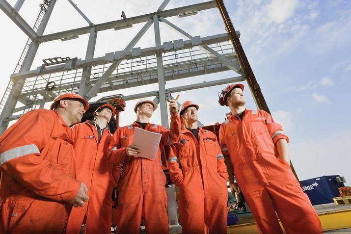 Nghề kỹ sư dầu khí có mức lương rất tốt