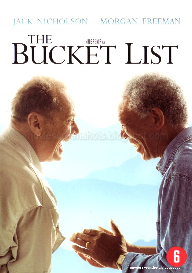Vagebond's Movie ScreenShots: Bucket List, The (2007)
