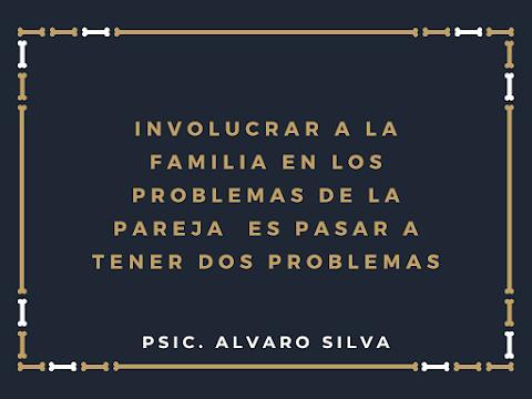 DE UN PROBLEMA A DOS PROBLEMAS EN LA PAREJA