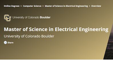Best Coursera degree on Electrical Engineering