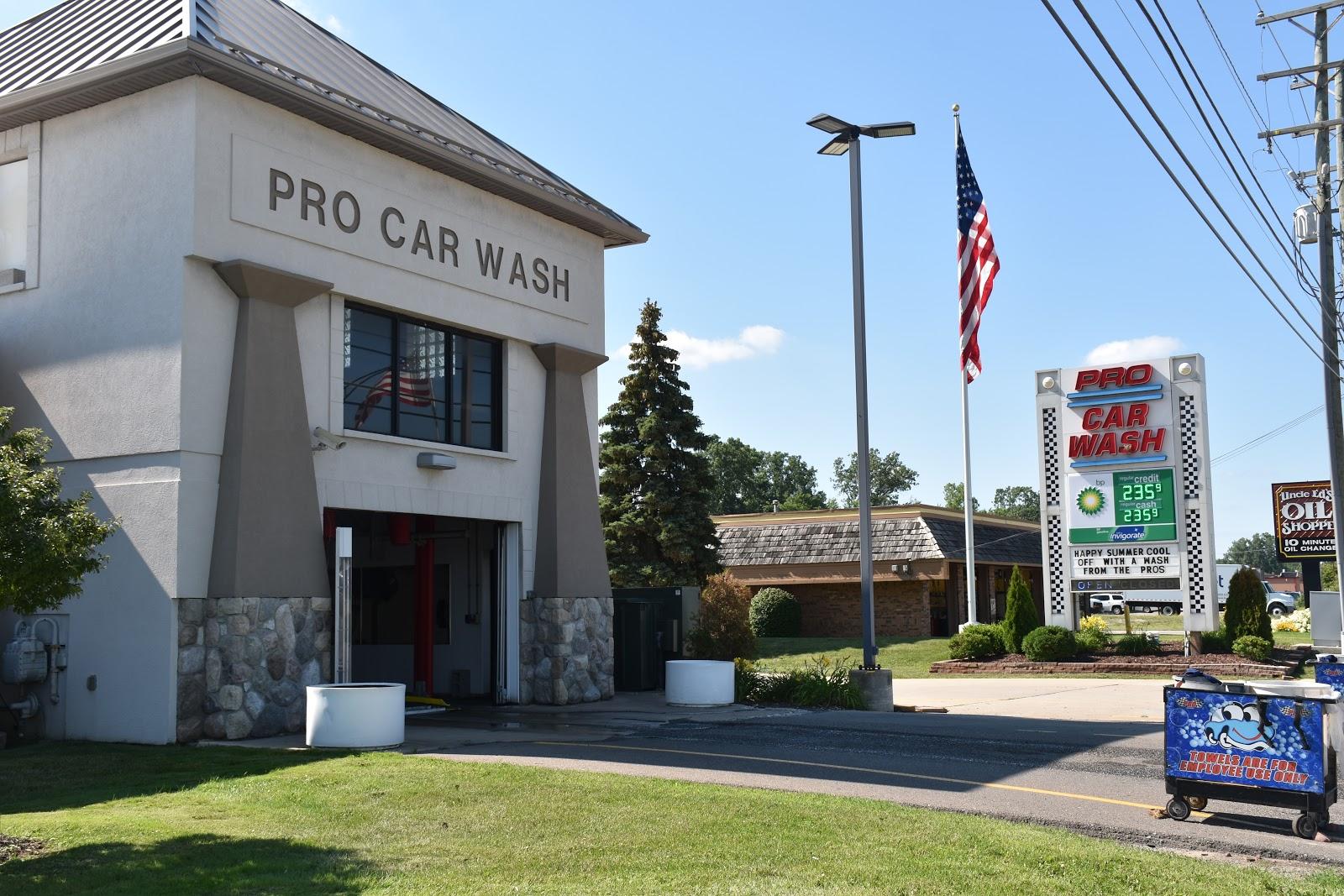Business Briefs Pro Car Wash Expands