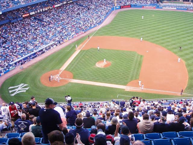 Yankee stadium-New York