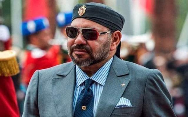 جلالة الملك محمد السادس نصره الله يهنئ الرئيس الأندونيسي بمناسبة عيد استقلال بلاده