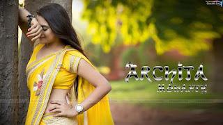 Actress In Saree Wallpapers