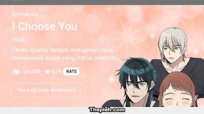 I Choose You Webtoon