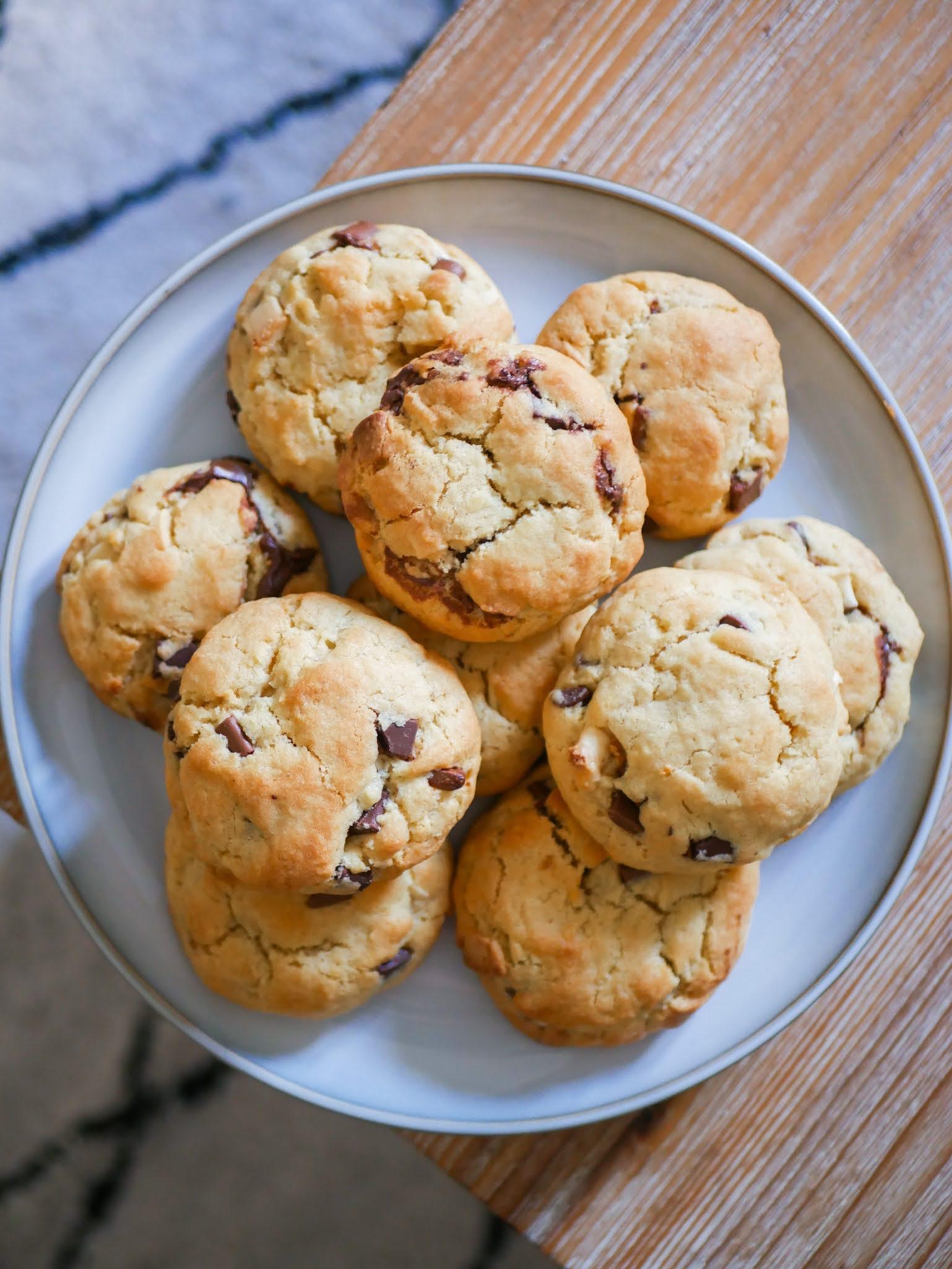 cookies fourrés