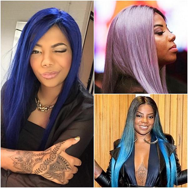 cabelo celebridades wigs ludmilla perucas