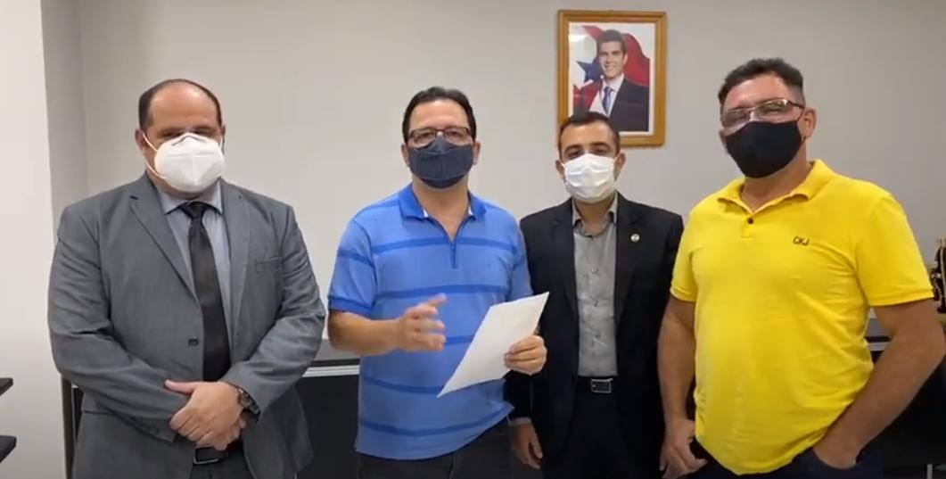 Deputados indicam verba de R$ 1,2 milhão para oxigênio e remédios em 9 cidades da Calha Norte
