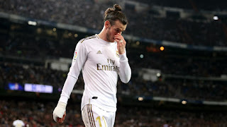 Real Madrid Thinking of paying off Bale to terminate contract