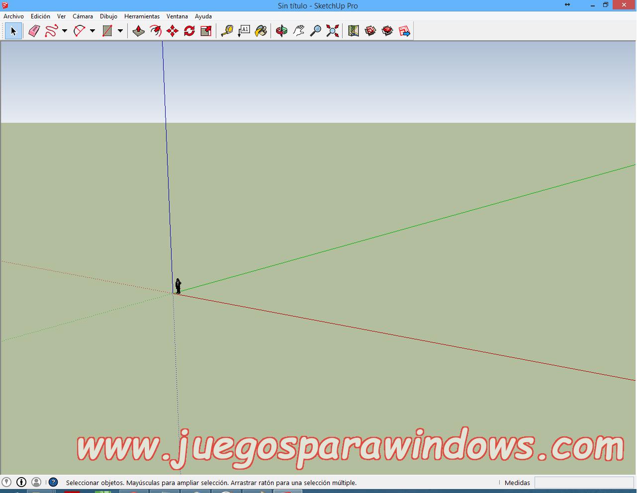 SketchUp Pro 2014 v14.1.1282 Full PC Descargar ESPAÑOL 9