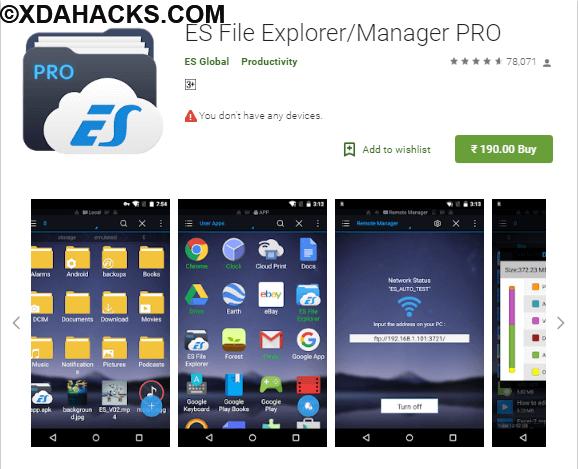 File Manager File Explorer v1.12.17 [Premium].apk
