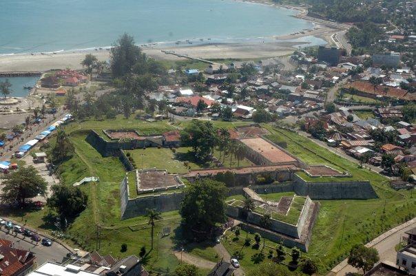 Benteng Kokoh Malborough bengkulu