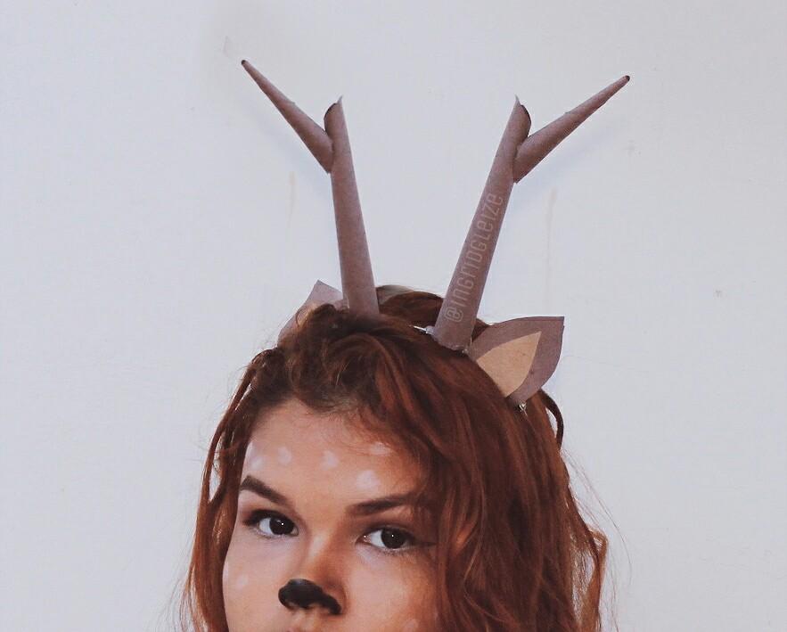 fantasias fáceis para o carnaval, fantasias improvisadas, fantasias de última hora, carnaval, halloween, fantasias ruivas, personagens ruivas, misty, cervo, sereia