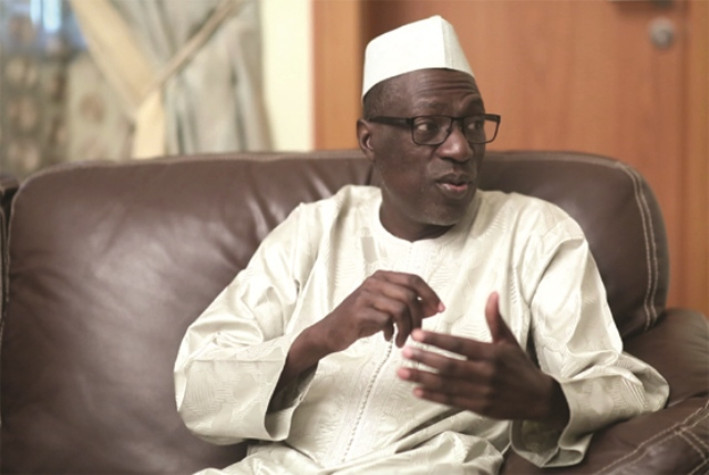 BREAKING: 2019: Makarfi declares for President