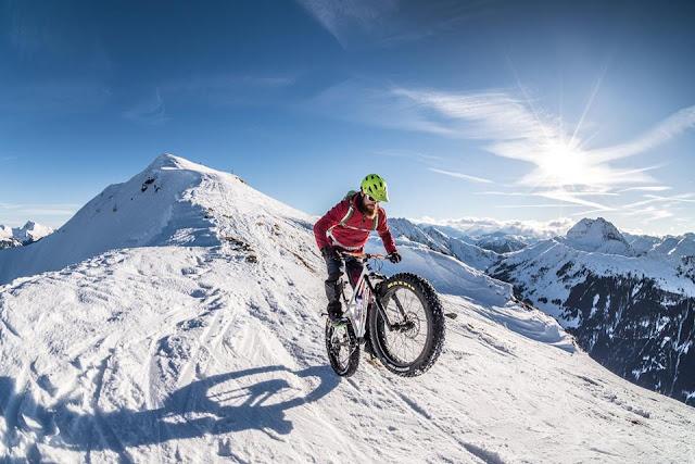 Fatbike Wintertour Kitzbüheler Alpen BBS